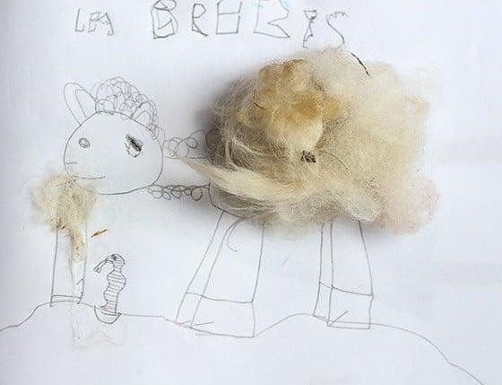 Dessin-mouton
